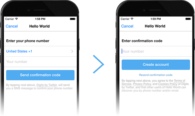 Rethinking Sign-In in the mobile first world (3/5)